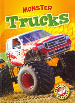 Monster trucks - Nick Gordon