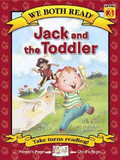Jack and the toddler - Sindy McKay