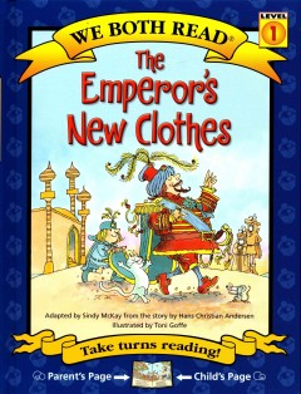 The emperor's new clothes - Sindy McKay