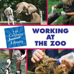Working at the zoo - Tamra Orr