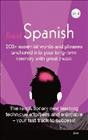 Rapid Spanish. Vol. 2 : 200+ essential words and phrases anchored into your long-term memory with great music.