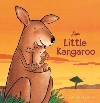 Little Kangaroo - Guido van Genechten