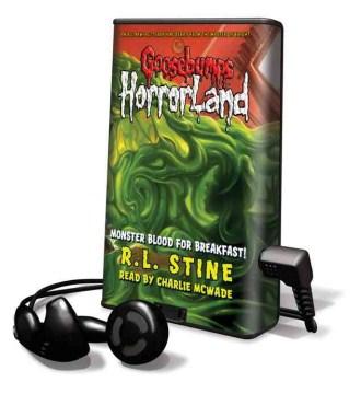 Goosebumps Horrorland : Monster blood for breakfast! - R. L Stine