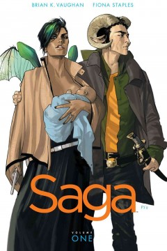 Saga, volume 1. Issue 1-6 - Brian K Vaughan