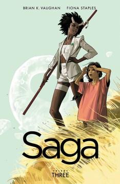 Saga Volume 3 - Brian K Vaughan