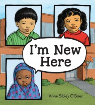 I'm new here - Anne Sibley O'Brien