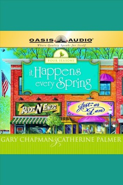 It happens every spring - Gary D Chapman