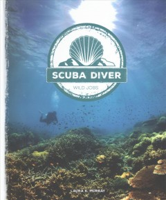 Scuba Diver - Laura K Murray