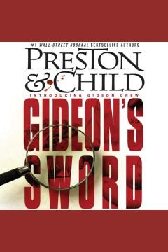 Gideon's sword - Douglas J Preston