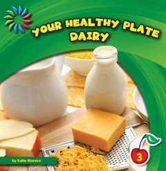 Your healthy plate. Dairy - Katie Marsico