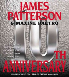 10th anniversary - James Patterson