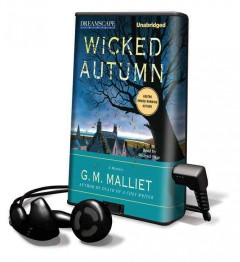 Wicked autumn : a mystery - G. M Malliet