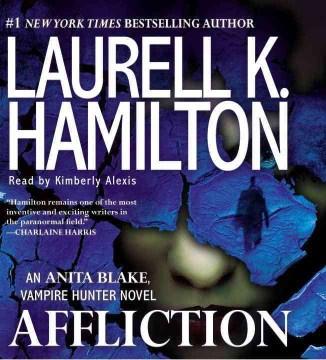 Affliction - Laurell K Hamilton