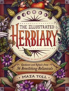 Illustrated Herbiary : Guidance and Rituals from 36 Bewitching Botanicals - Maia; O'hara Toll