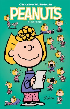 Peanuts. Volume 8, issue 25-28. - Charles M. (Charles Monroe) Schulz
