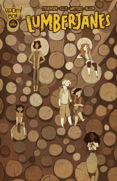 Lumberjanes #7 - Grace Ellis