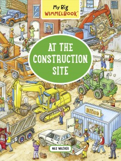 At the construction site - Max Walther