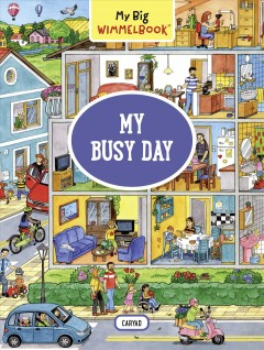 My busy day - artist Caryad