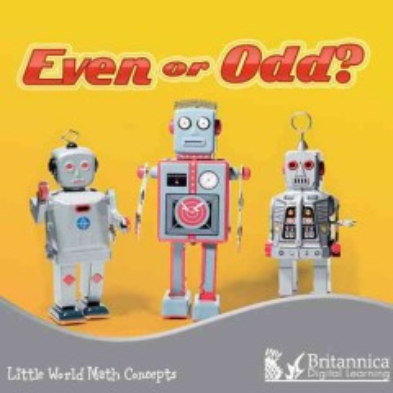 Even or Odd? - Joanne Mattern