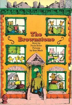 The brownstone - Paula Scher