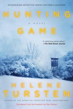 Hunting game - Helene Tursten
