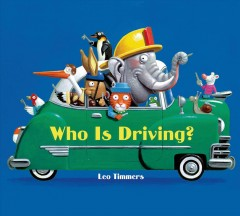 Who is driving? - Leo Timmers