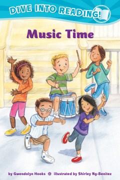 Music time - Gwendolyn Hooks