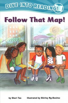 Follow that map! - Sheri Tan