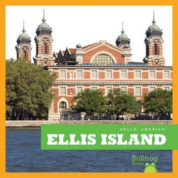 Ellis Island - R. J Bailey