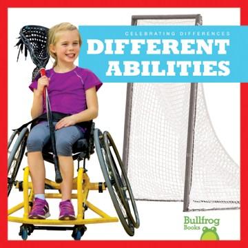 Different abilities - Rebecca Pettiford