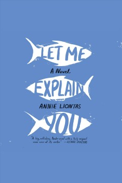 Let me explain you. Annie Liontas. - Annie Liontas