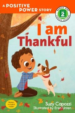 I am thankful - Suzy Capozzi