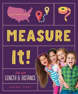Measure it! - Rachel First