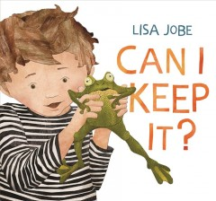 Can I keep it? - Lisa Jobe