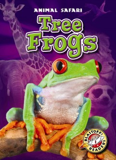 Tree frogs - Chris Bowman