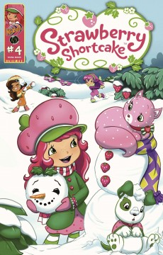 Strawberry Shortcake. Volume 2, issue 4.