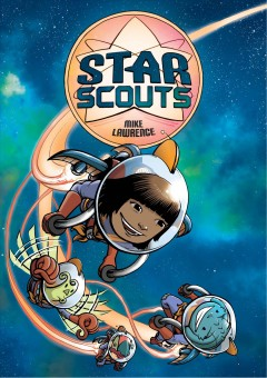 Star scouts / Mike Lawrence - Mike(Comic book artist) Lawrence