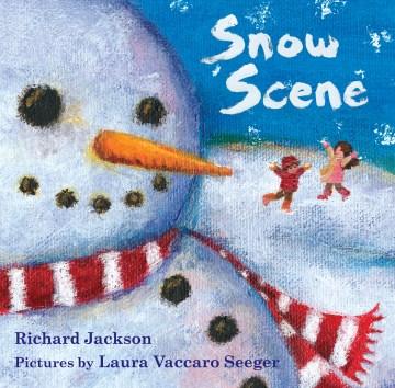 Snow scene - Richard Jackson