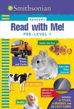 Read with me! Pre-level 1.
