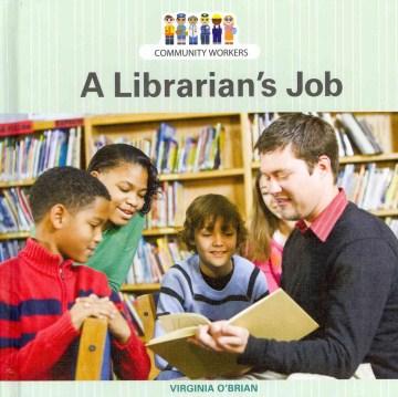 A librarian's job - Virginia O'Brian