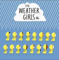 The weather girls - 1987- author Aki