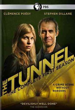 The tunnel. The complete first season [3-disc set]