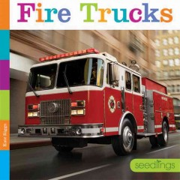 Fire trucks - Kate Riggs