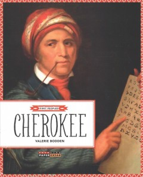 Cherokee - Valerie Bodden