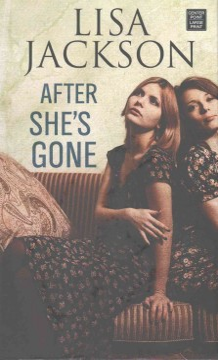 After She's Gone - Lisa Jackson