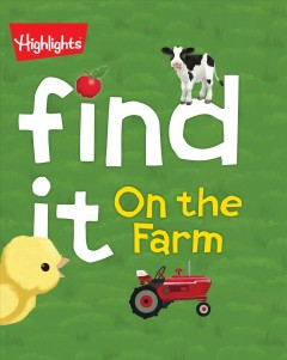 Find it : on the farm - Karen G Jordan