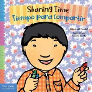 Sharing time = Tiempo para compartir - Elizabeth Verdick