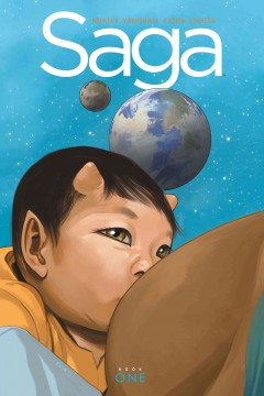 Saga. Issue 1-18 - Brian K Vaughan