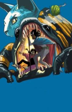 Saga Volume 5 - Brian K Vaughan