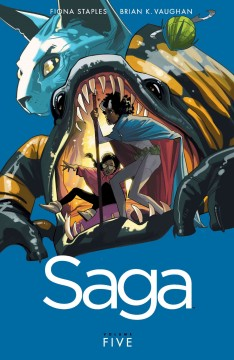 Saga. Volume five - Brian K Vaughan